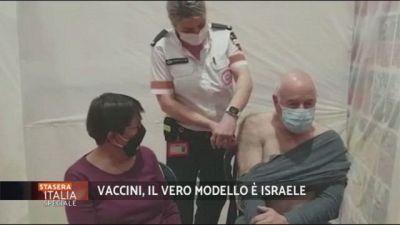 Vaccini, il modello Israele