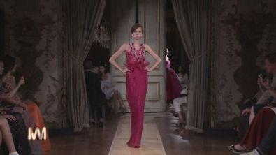 Jo Squillo: Giorgio Armani Privé, la collezione Haute Couture per l'inverno 2018-19