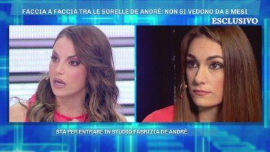 Le accuse di Francesca a Fabrizia