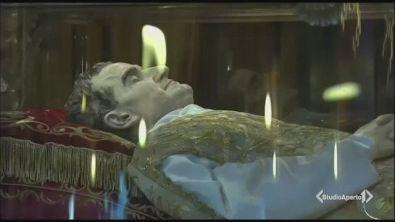 Rubata la reliquia di Don Bosco