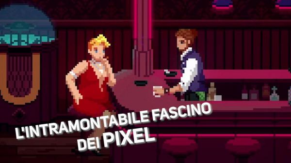 'The Red Strings Club': quando i pixel sono favolosi