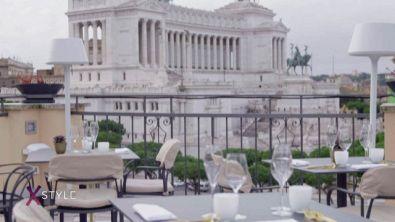 Un nuovo hotel con vista sui Fori Imperiali