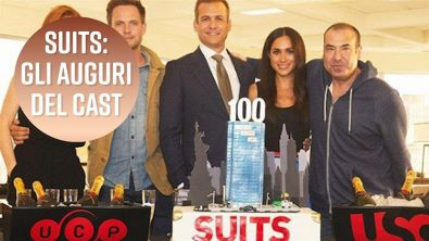 I divertenti auguri del cast di Suits a Meghan Markle