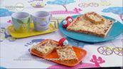 Torta salata con tonno, pomodoro e emmental