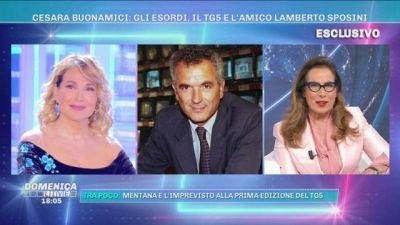 Lamberto Sposini 10 anni lontano dalla tv - Parla Cesara Buonamici