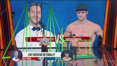 Patrizio Ratto vs Gaggi Yatarov - Ottava puntata