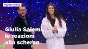 Giulia Salemi, le reazioni sui social allo scherzo di Scherzi a Parte