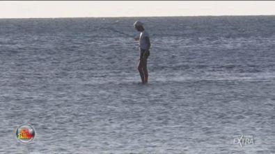 Jonathan cammina sulle acque