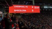 Champions League, quanti ribaltoni nelle semifinali di ritorno