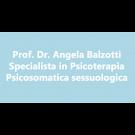 Balzotti Prof. Angela - Psicologa e Psicoterapeuta