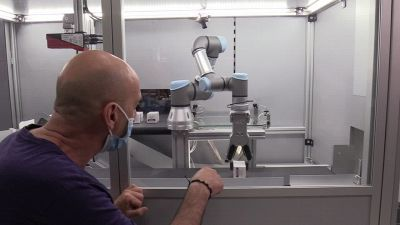 """Torino, al Mauriziano il primo Robot in Farmacia: """"Lavora 24h e non sbaglia mai"""""""