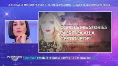 Chiara Ferragni indignata per i ritardi sui vaccini - Il caso della nonna di Fedez
