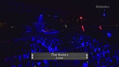 Love - Live in Expo - The Kolors
