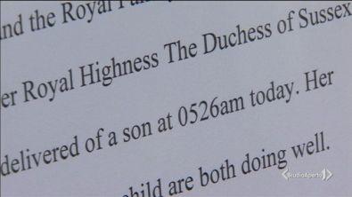 Royal baby, scatta il toto-nomi