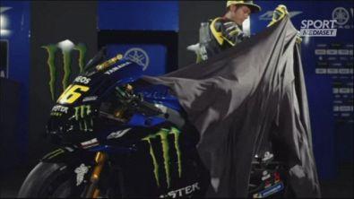 MotoGP, via i veli alla nuova Yamaha