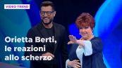 Orietta Berti, le reazioni sui social allo scherzo di Scherzi a Parte