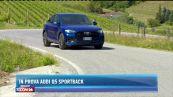 In prova Audi Q5 Sportback