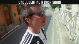 """Papà Sarri: """"Non lo mollano"""""""