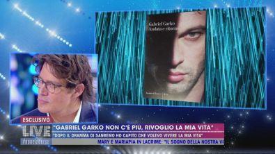 """Gabriel Garko, """"Il mio libro"""""""