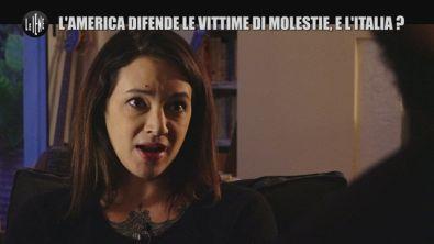 GIARRUSSO: L'America difende le vittime di molestie, e l'Italia?