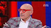 """Graziani: """"Il Milan in questo periodo ha una fortuna pazzesca"""""""