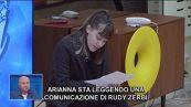 La sfida di Arianna voluta da Rudy - 26 gennaio