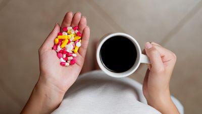 Caffè, attenzione a non berlo con queste medicine