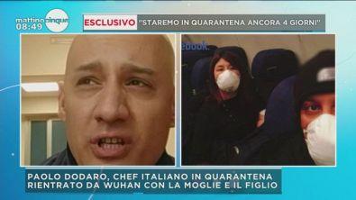 Coronavirus, parla Paolo Dodaro