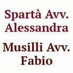 Spartà Avv. Alessandra - Musilli Avv. Fabio