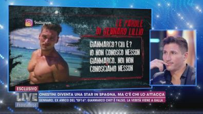 Onestini diventa una star in Spagna, ma c'è chi lo attacca