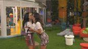 Il ballo intimo di Dayane e Rosalinda