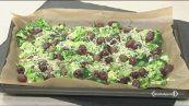 Broccoli saporiti al forno