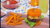 Zucca burger