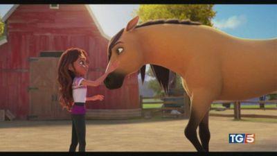 Torna il cavallo Spirit