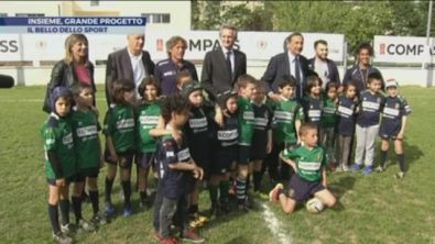 Insieme, grande progetto rugby