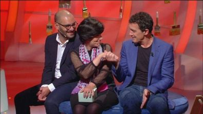 Antonio Banderas incontra Marisa, la mamma di Andrea