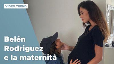 Belén Rodriguez, l'amore per i figli Santiago e Luna Marì
