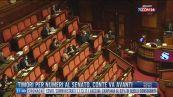 Breaking News delle 11.00 | Timori per numeri al Senato, Conte va avanti