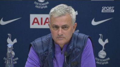 Mourinho: 'Nuovi giocatori? Non ne ho bisogno'