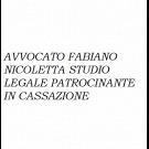 Avv. Fabiano Nicoletta