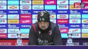 """Mihajlovic: """"Il Bologna ha bisogno di uno psichiatra"""""""