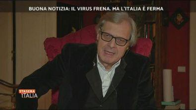 Vittorio Sgarbi: l'importanza della cultura