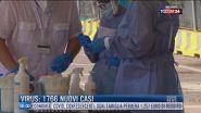 Breaking News delle 18.00 | Virus, 1766 nuovi casi