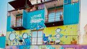 Hotel ecologico fatto con i container: l'idea incredibile in Cile
