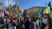Ddl Zan, la manifestazione nazionale a Roma