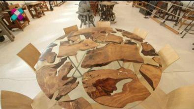 Il design del legno