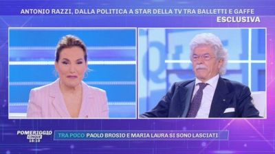 Antonio Razzi, dalla politica a star della tv tra balletti e gaffe