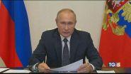 Putin: abbiamo vaccino, ma Usa e Oms frenano