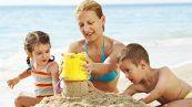 5 giochi per bambini da fare in spiaggia