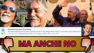 Da Grillo ai morti su Facebook...ma anche no